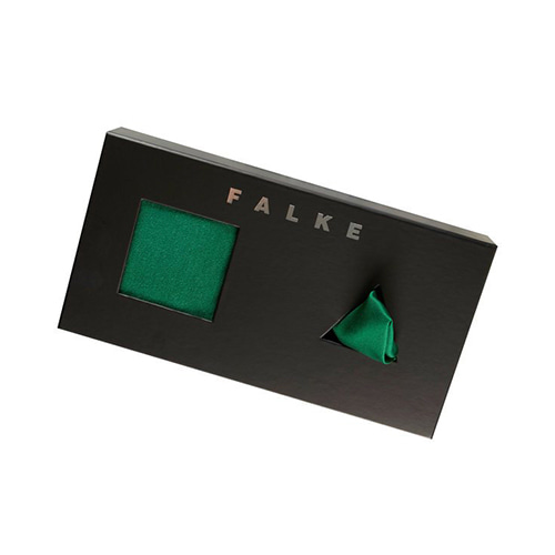 FALKE Airport Pocket Square GIFT set - GOLF