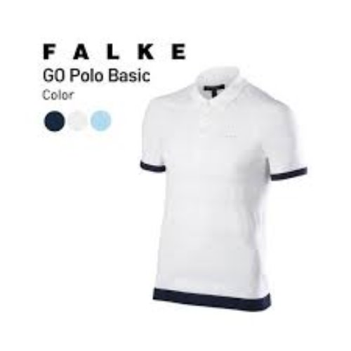 팔케 Men GO Polo Basic m SS
